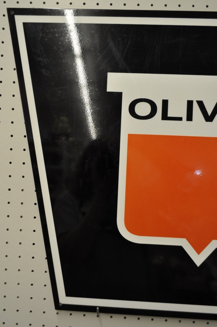 OLIVER FARM EQUIPMENT DISPLAY SIGN 30X22 XT - 6
