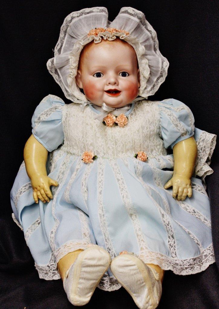 "22"" GEORGENE AVERILL BONNIE BABE ORIGINAL CLOTHES DOLL"