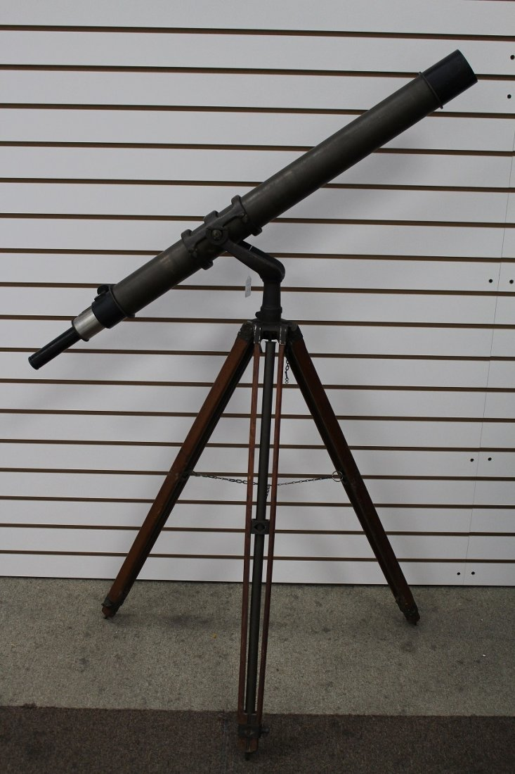 Bausch & Lomb Telescope on Tripod