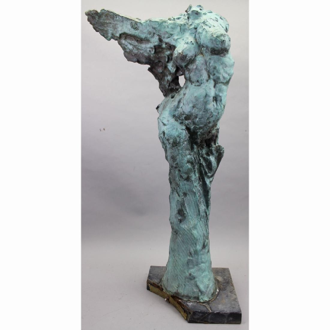 """Basil Racheotes (Born 1953) """"Goddess"""""""