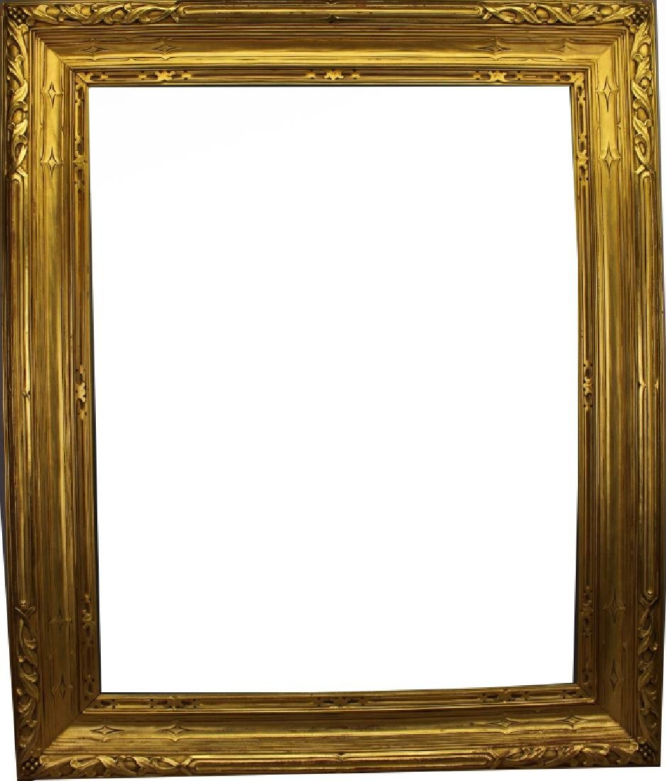 Exceptional Carved Newcomb Macklin Frame