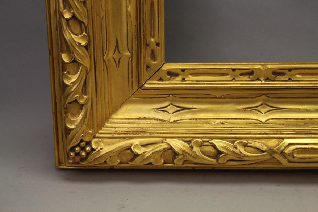Exceptional Carved Newcomb Macklin Frame - 2