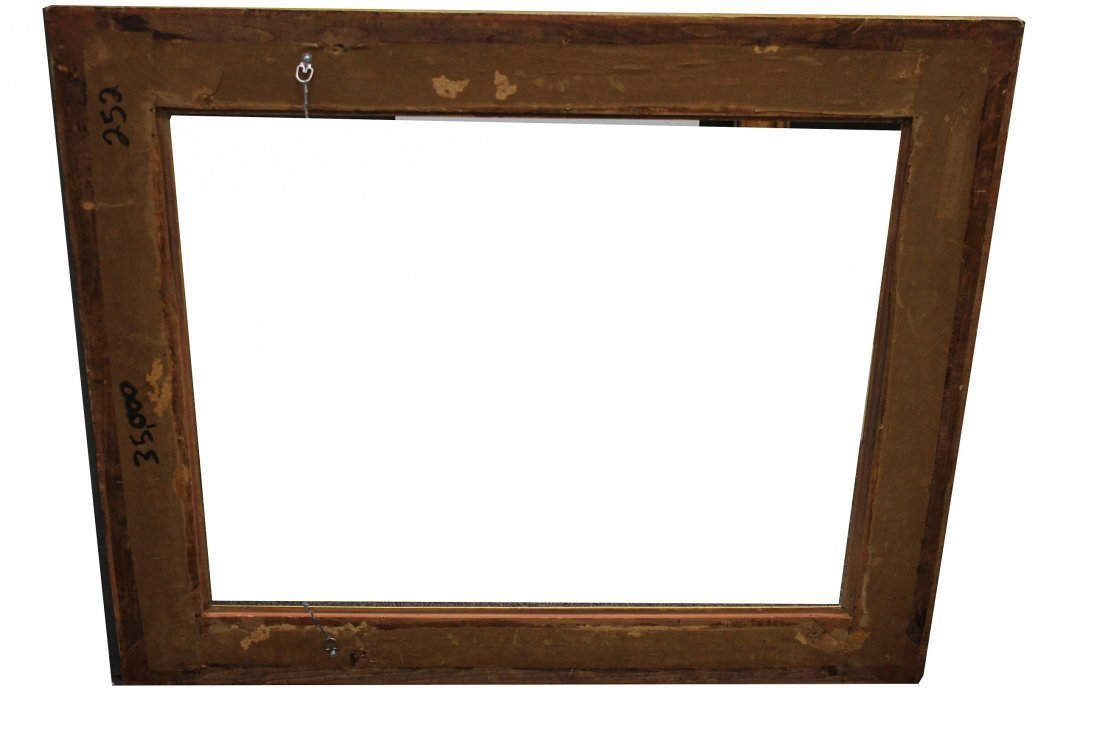 Exceptional Carved Newcomb Macklin Frame - 3