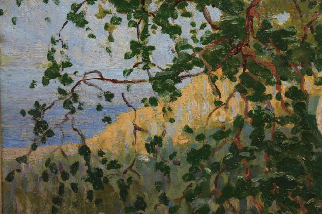 Exceptional Impressionist Woman in Landscape - 3