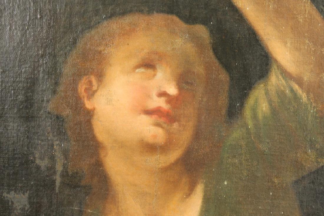 17th C. Old Master Venetian School Oil/Canvas - 2