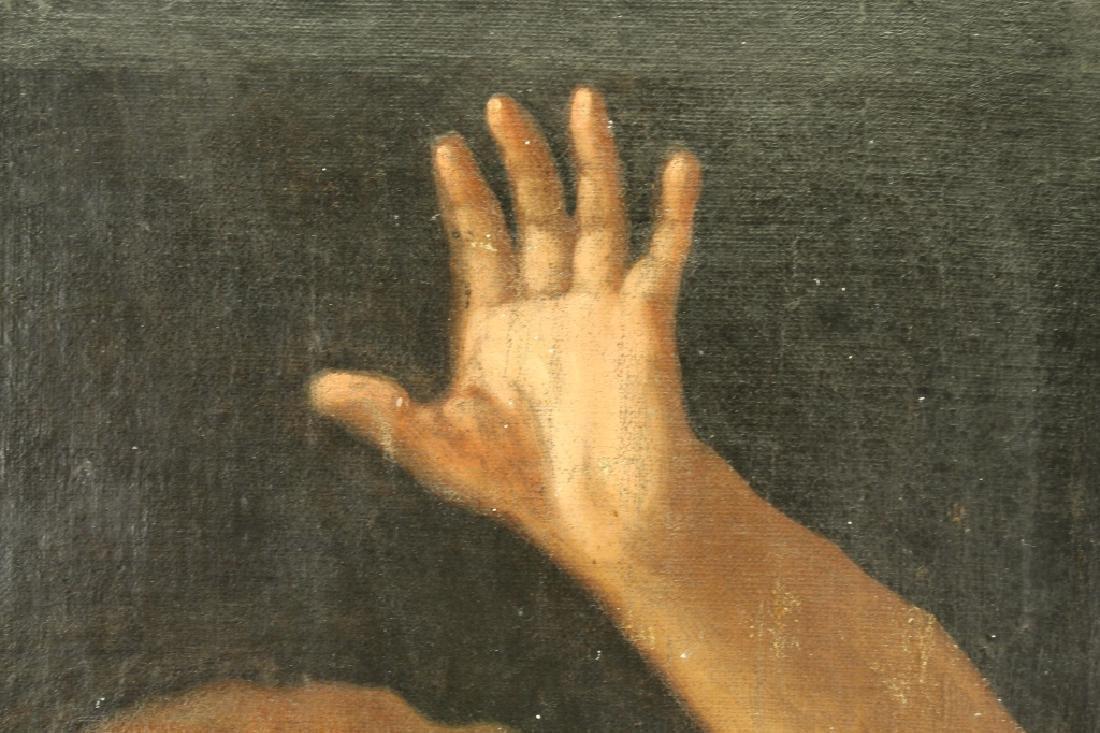 17th C. Old Master Venetian School Oil/Canvas - 4