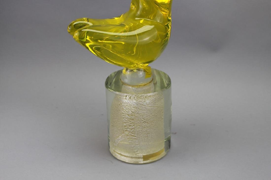 1950's Italian Murano Figural Glass Sculpture - 3