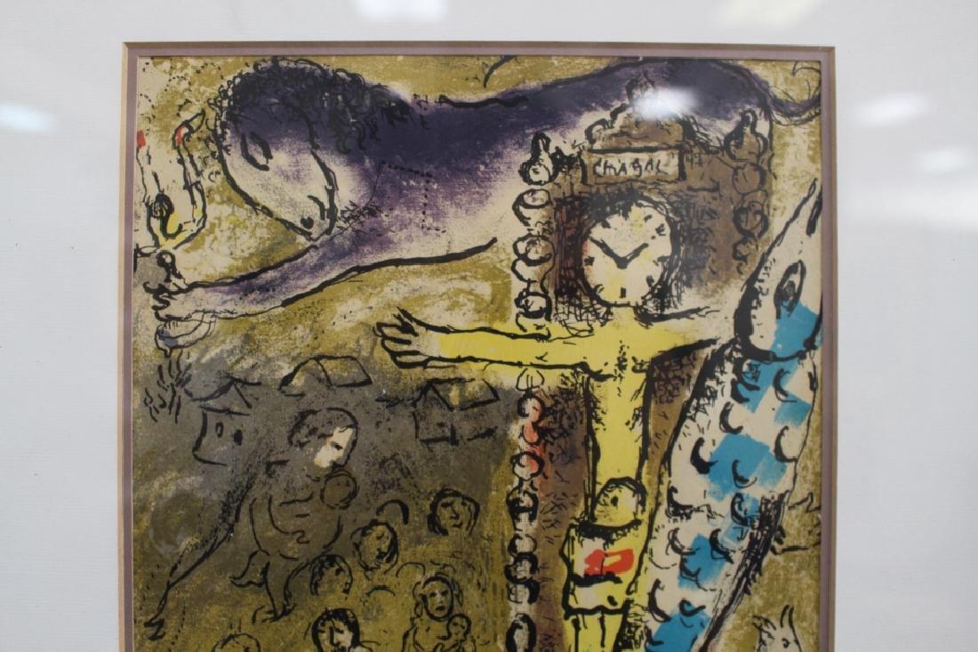 Marc Chagall (1887 - 1985) Print - 3