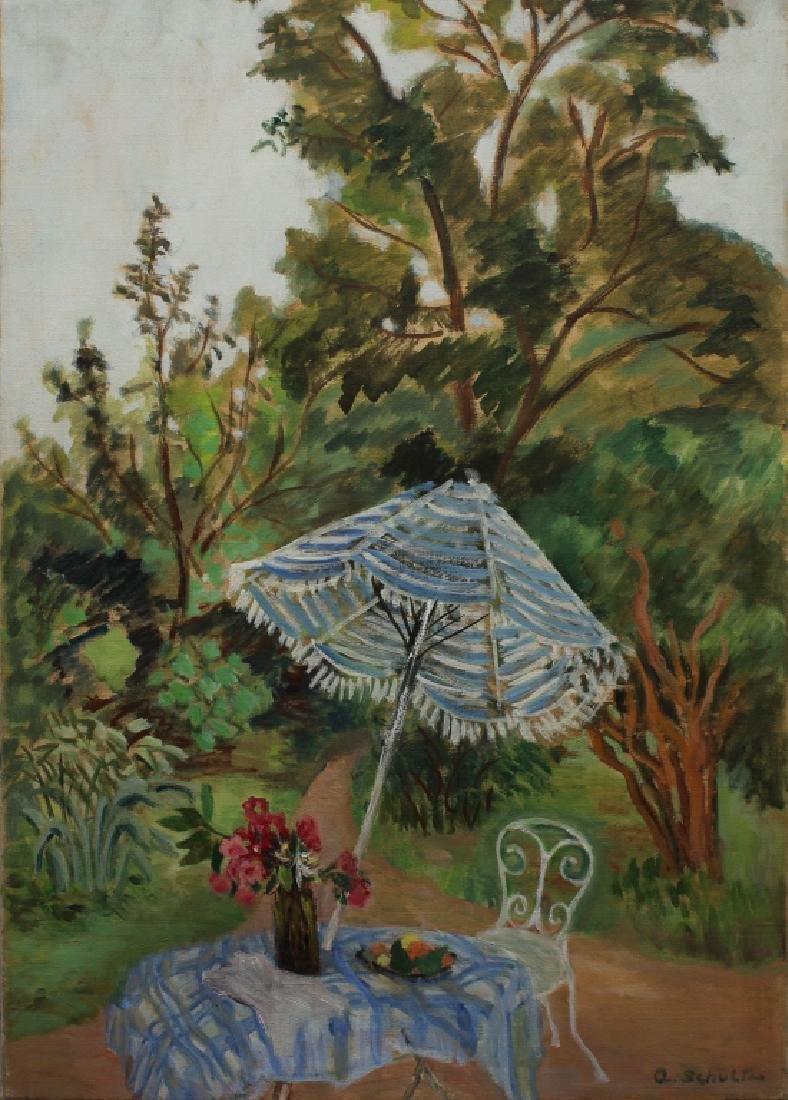 Alexander Schultz (1901 - 1981), Christie's Prov