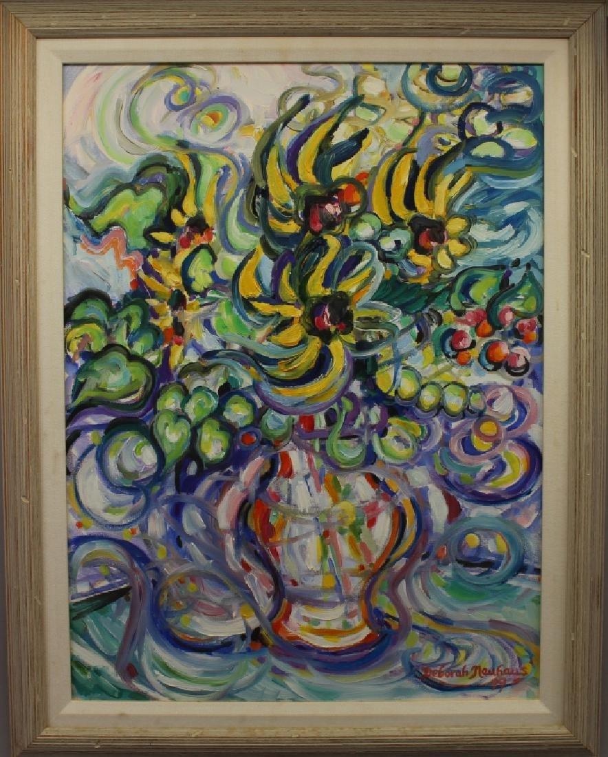 Deborah Neuhaus, Abstract Still Life