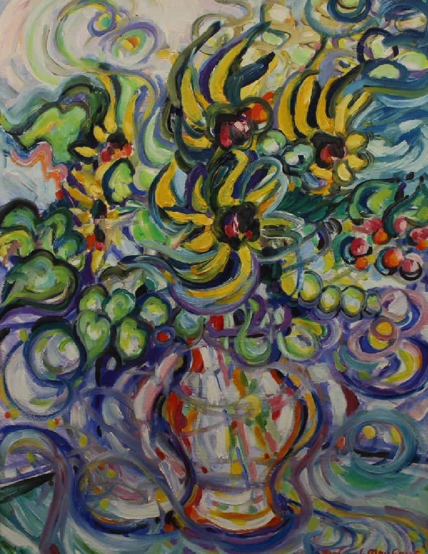 Deborah Neuhaus, Abstract Still Life - 2