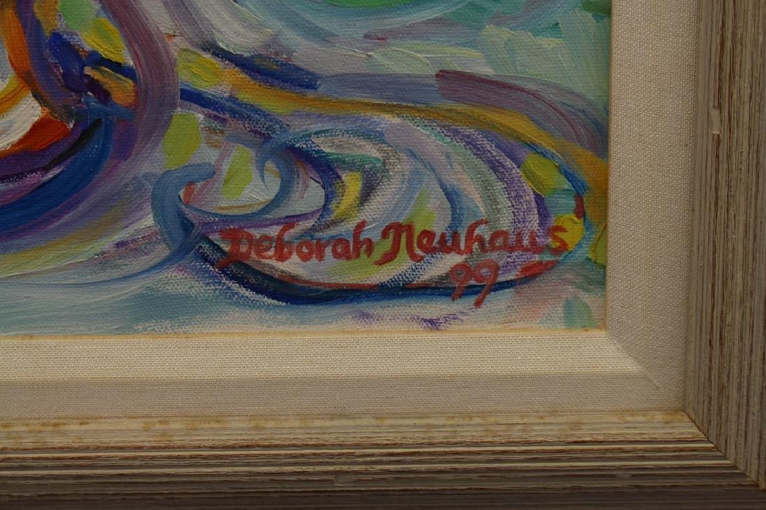 Deborah Neuhaus, Abstract Still Life - 3