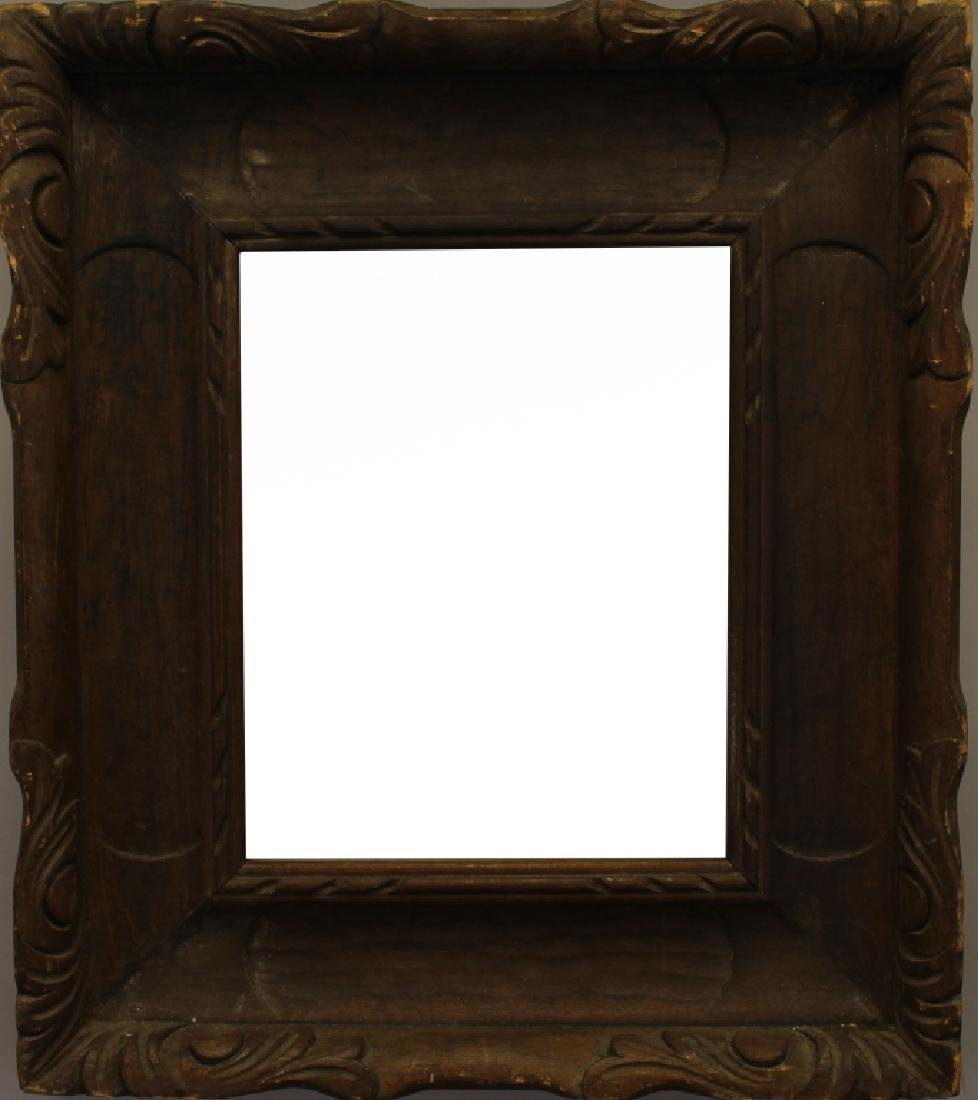 Antique Carved Frame