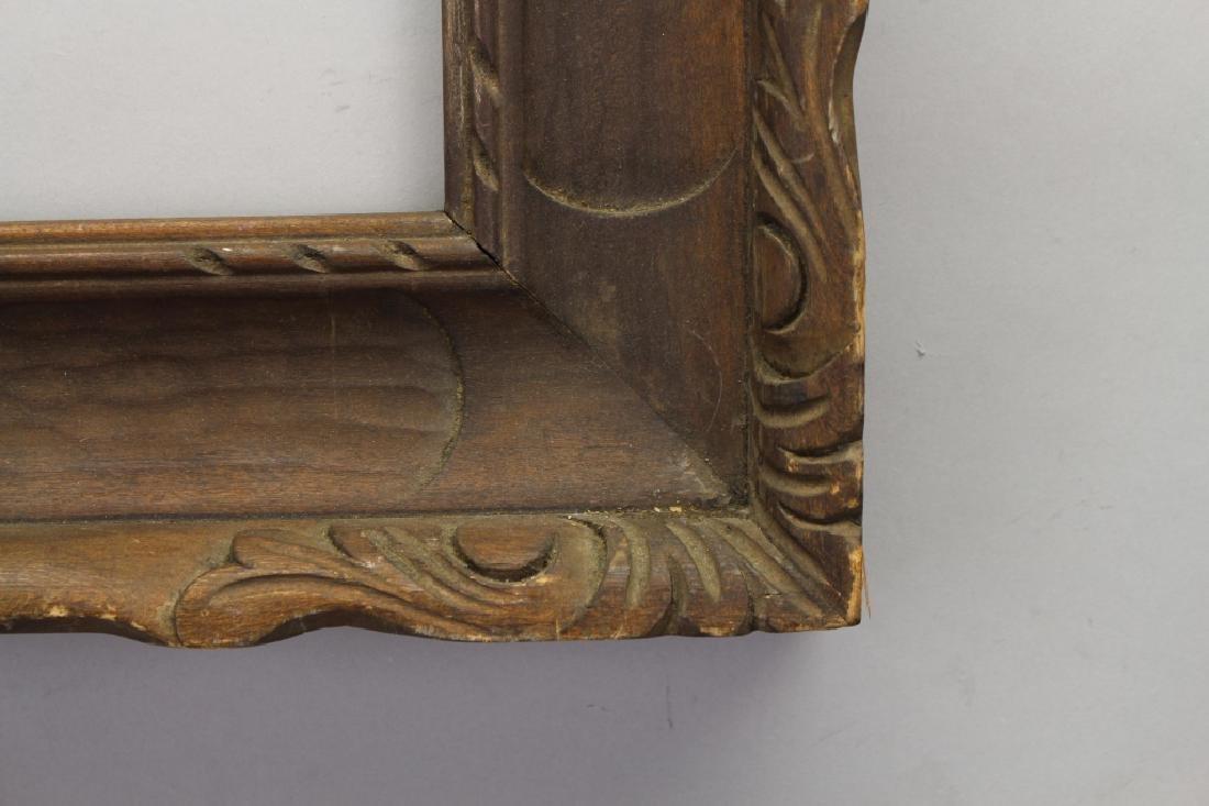 Antique Carved Frame - 2