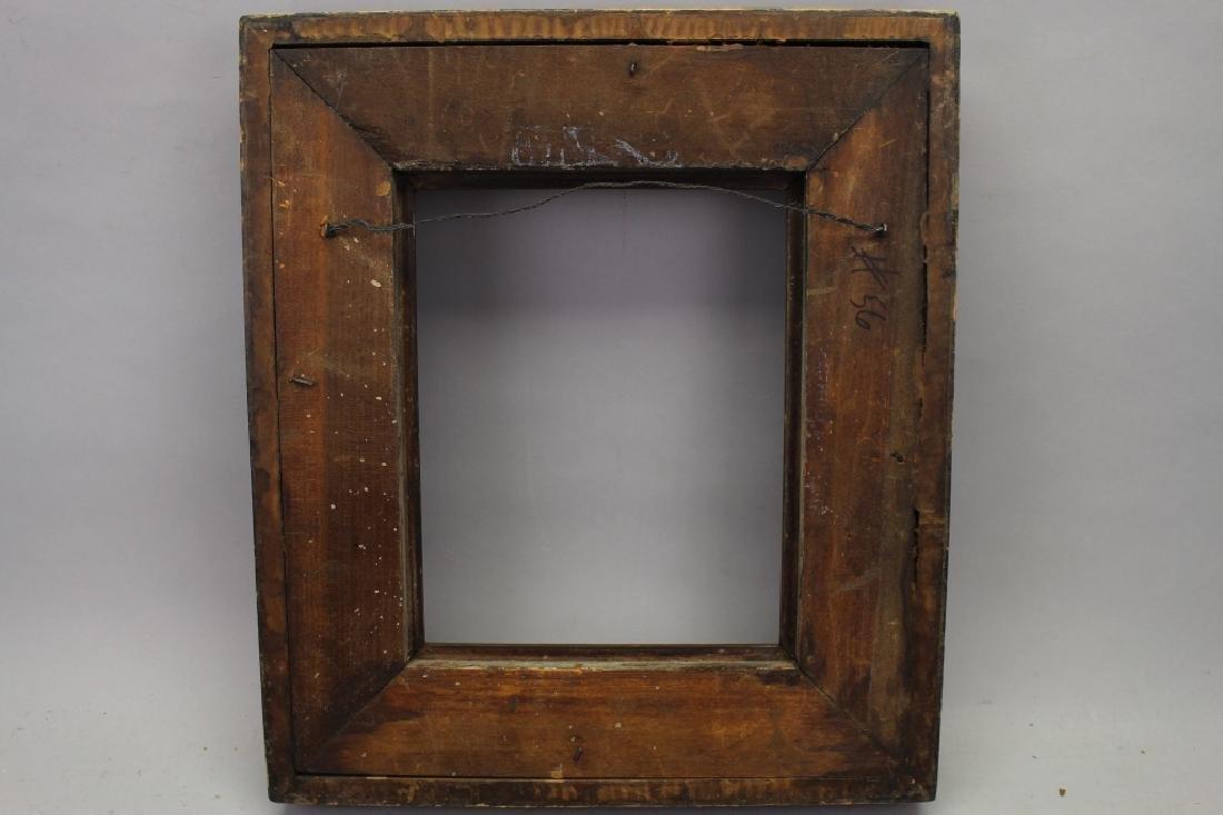 Antique Carved Frame - 3