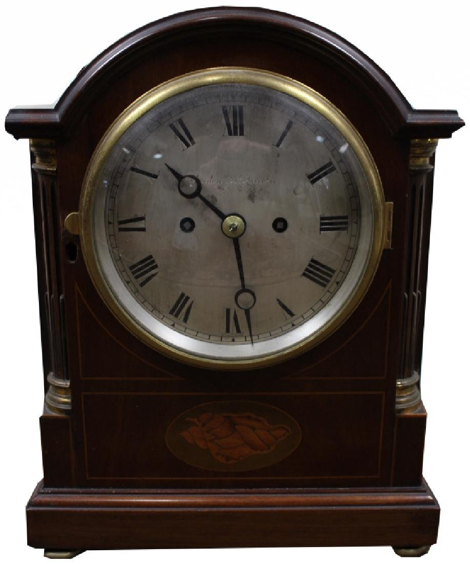 Antique Engllish Bracket Clock