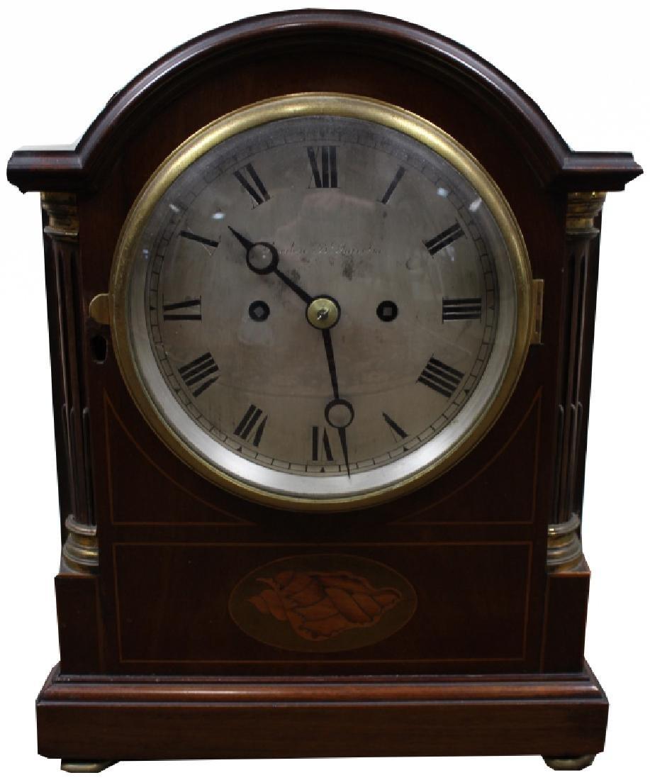 Antique Engllish Bracket Clock