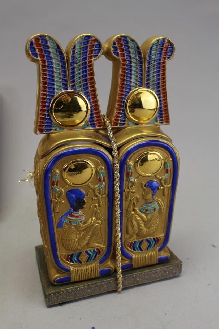 Museum Replica 24k King Tut Ointment Jar - 2