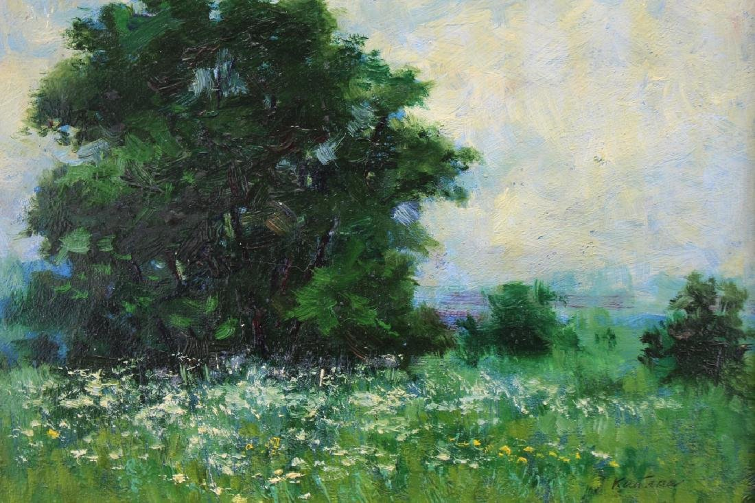 Signed 19th C. Dutch Landscape - 2