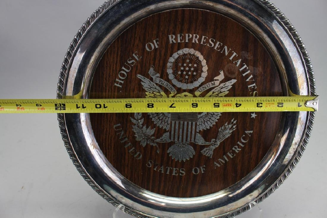 US House of Representatives Serving Dish - 2