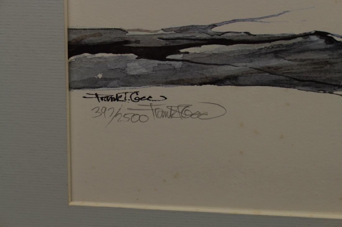 Frank T. Gee, Three Chickadees - 4