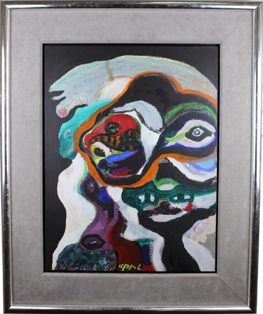 Karel Appel (1921-2006) Provenance: Christie's