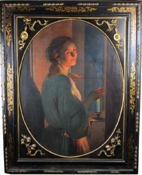 Attr. Johann Mongels Culverhouse (1820-1891)