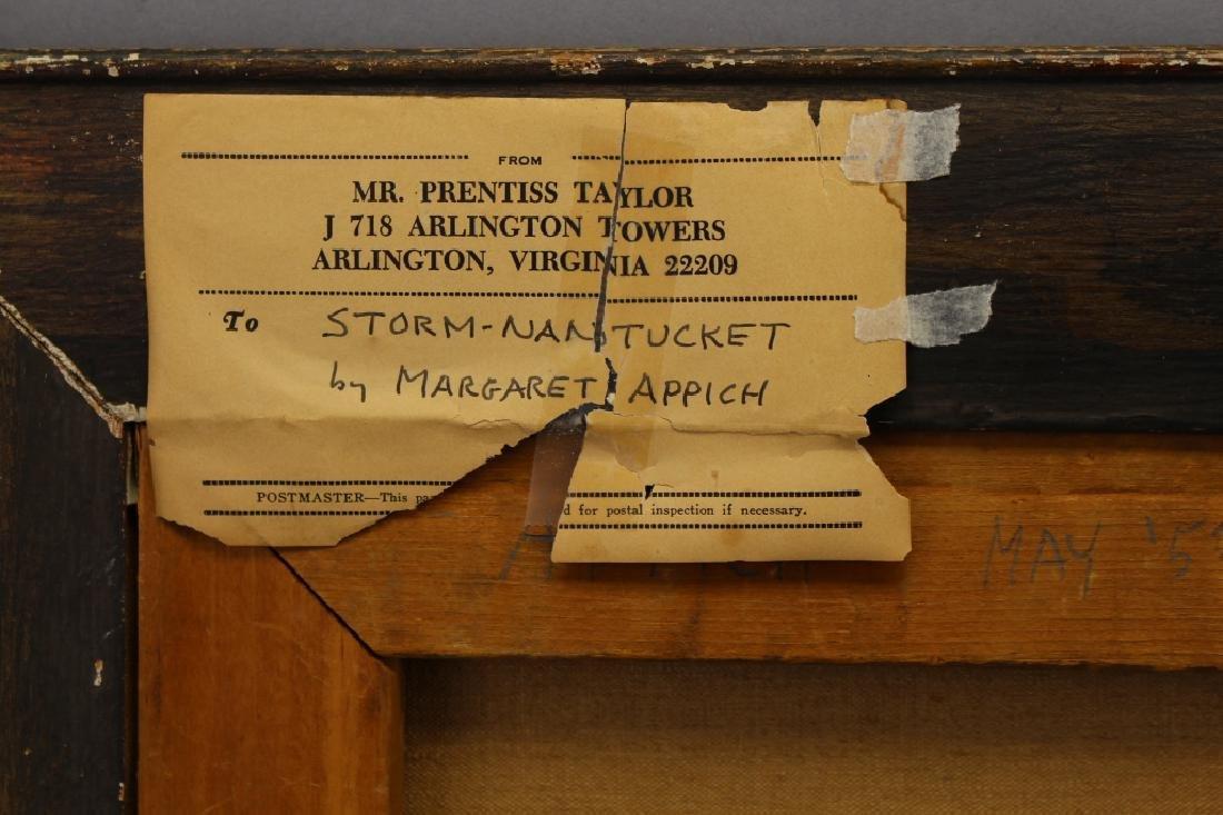 "Margaret Appich (born 1916) ""Storm-Nantucket"" - 4"