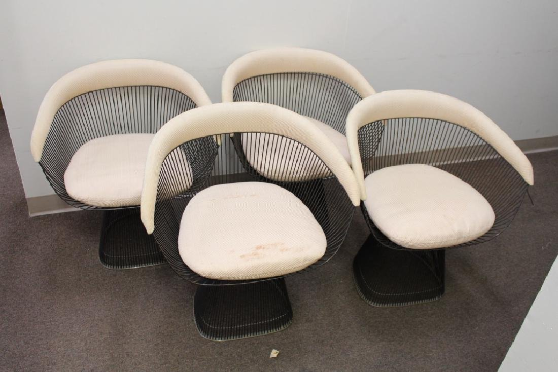 (4) Knoll Warren Dining Chairs
