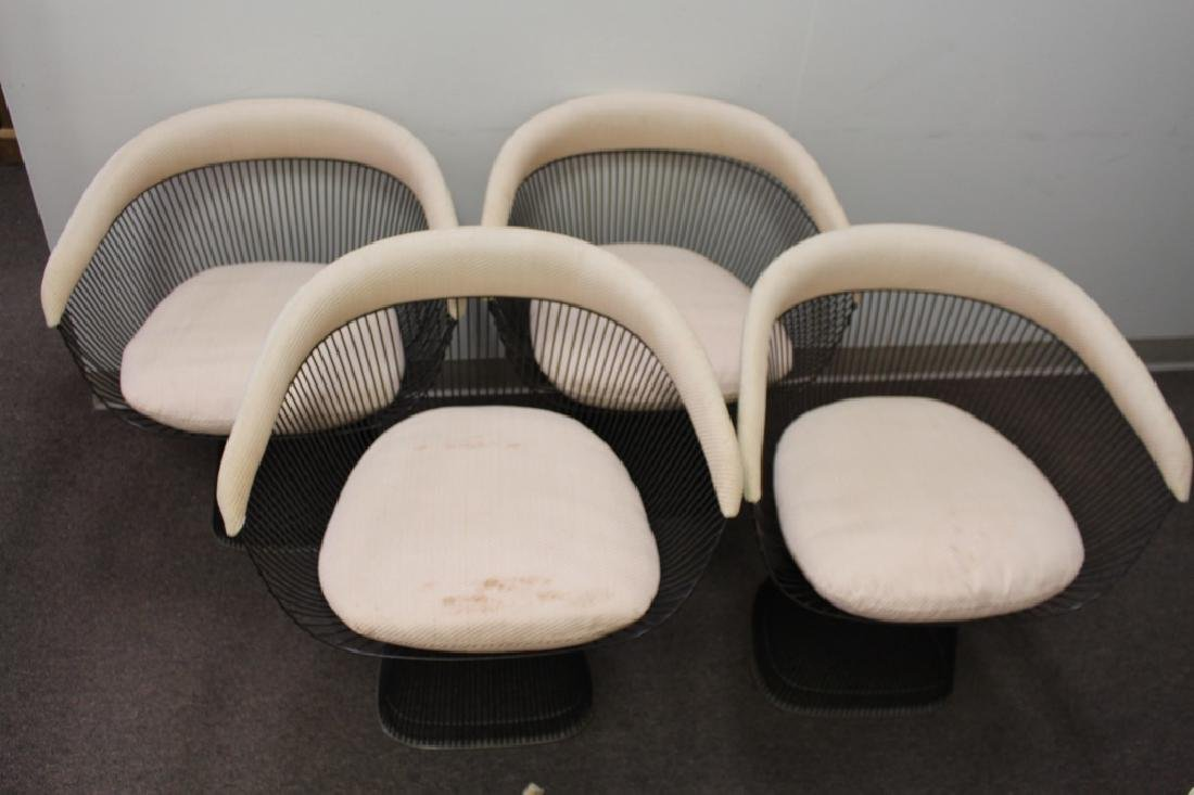 (4) Knoll Warren Dining Chairs - 2