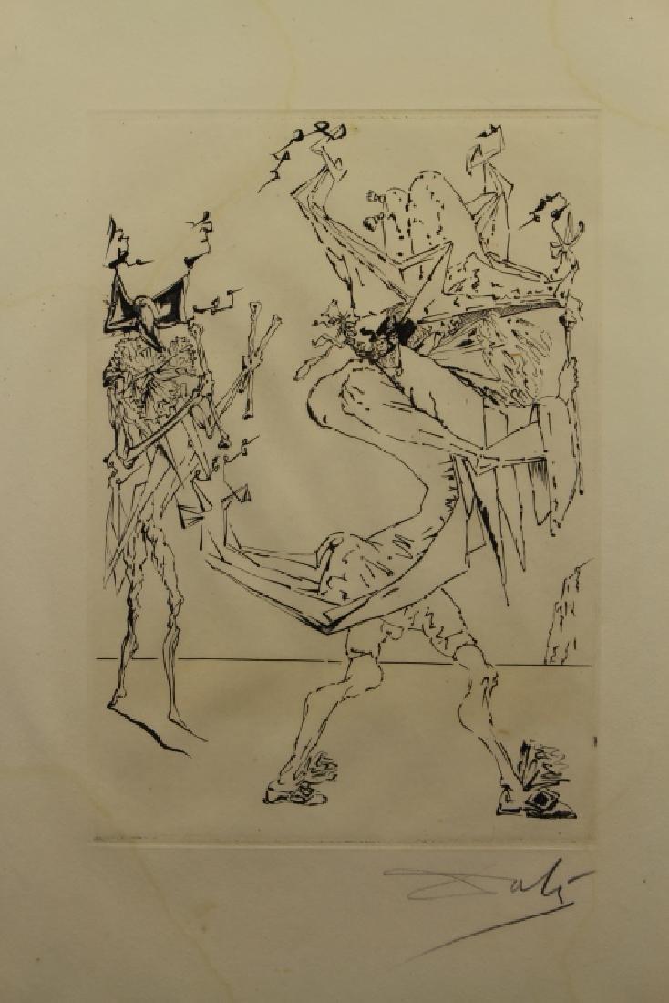 Salvador Dali (1904 - 1989) - 2
