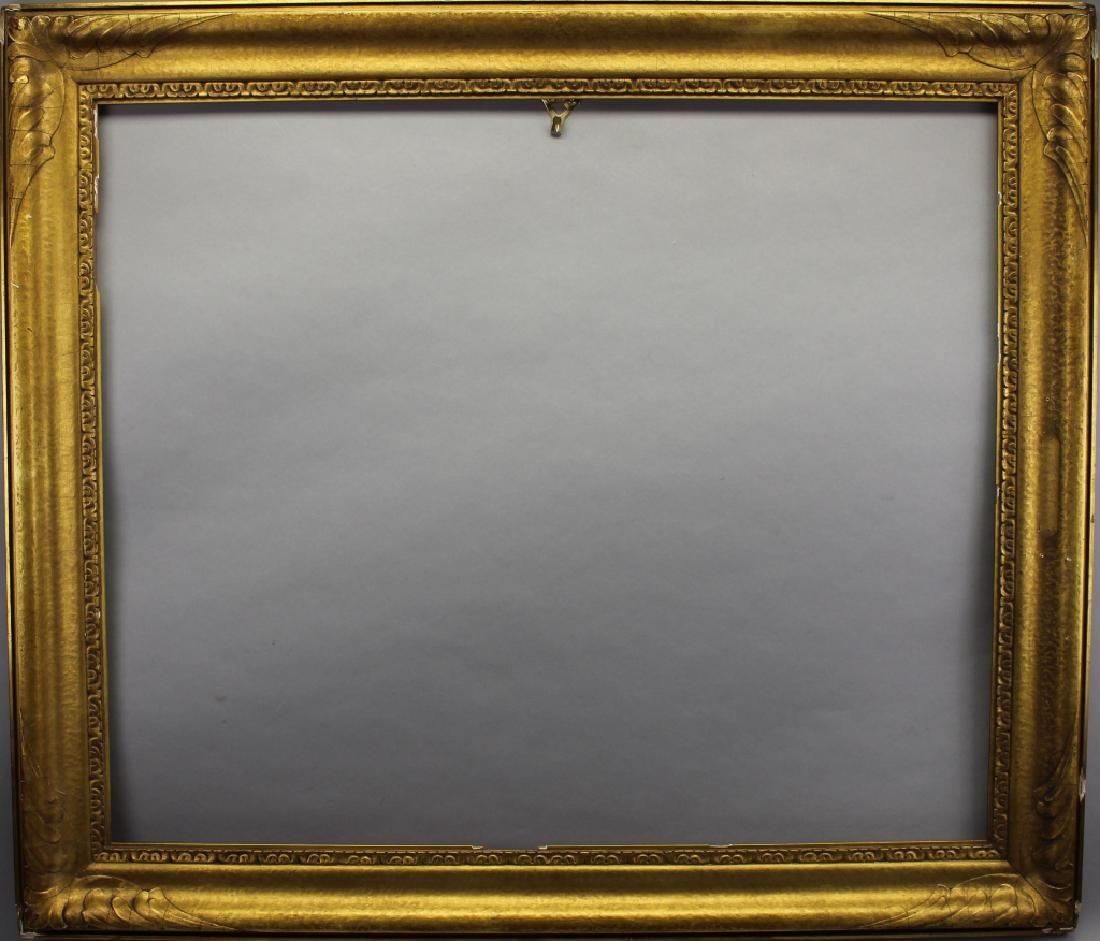 Carved/Gilded Newcomb Macklin Style Frame - 2