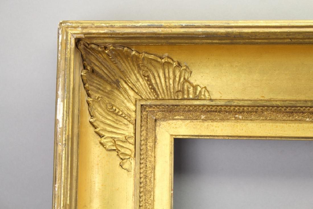 Carved/Gilded Hudson River Style Frame - 2