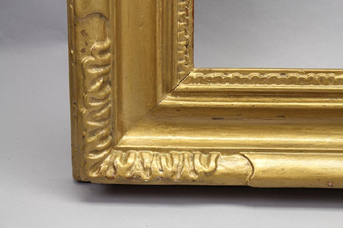 Gilt/Carved Newcomb Macklin Style Frame - 2