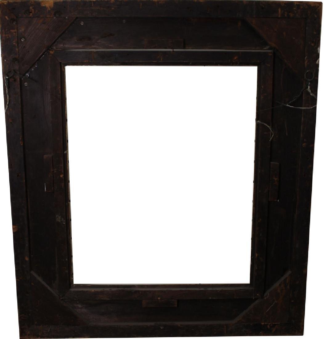 Antique Barbizon Style GIlt/Carved Frame - 3