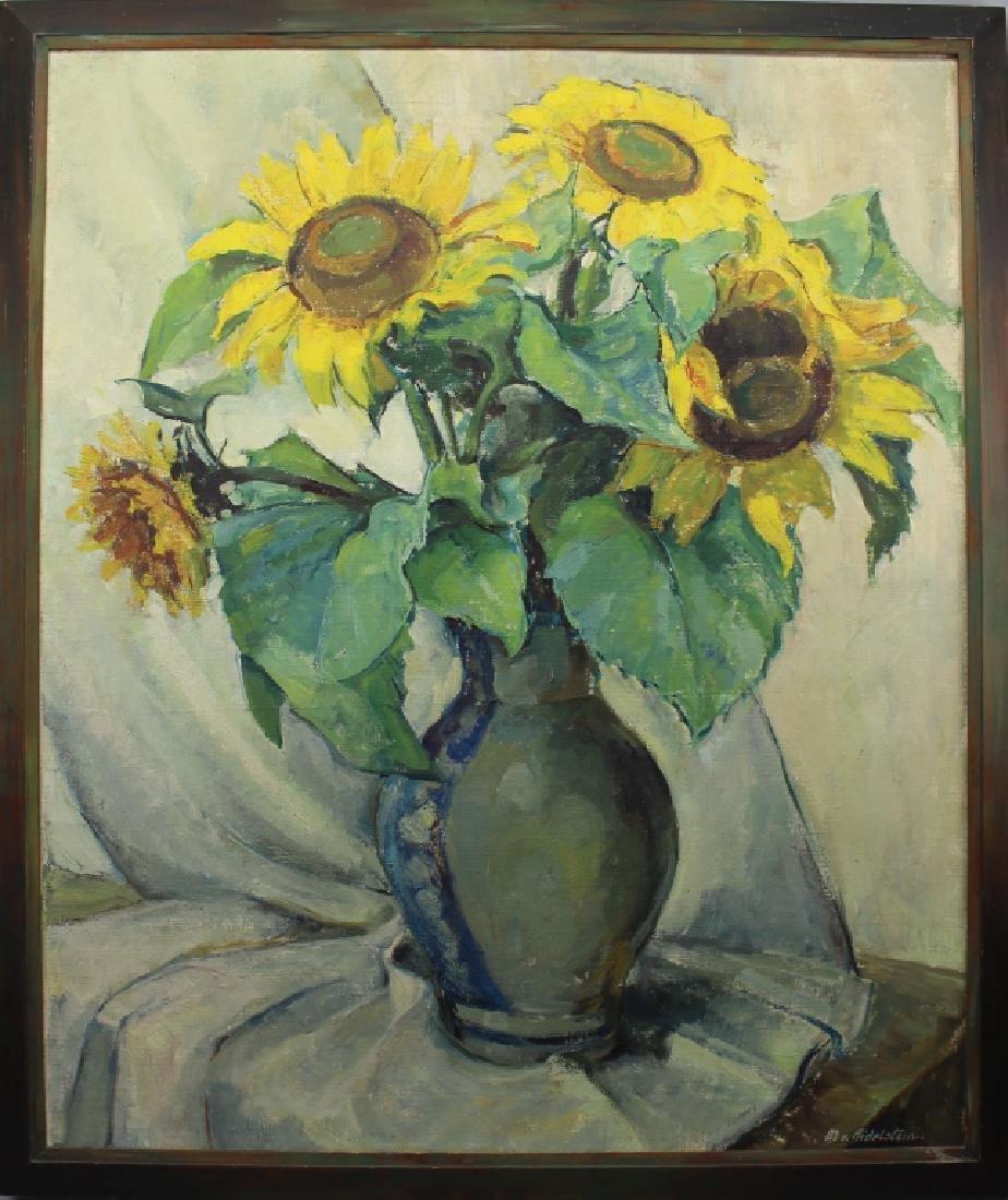 Maria Von Ridelstein (1884 - 1970)