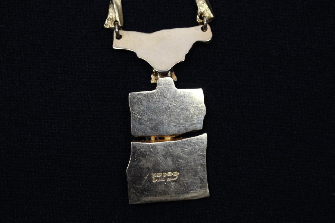 Lapponia Bjorn Weckstrom 18k Gold Necklace - 6
