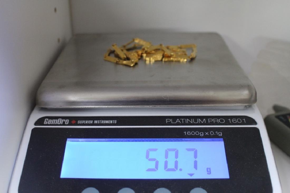 Lapponia Bjorn Weckstrom 18k Gold Necklace - 7