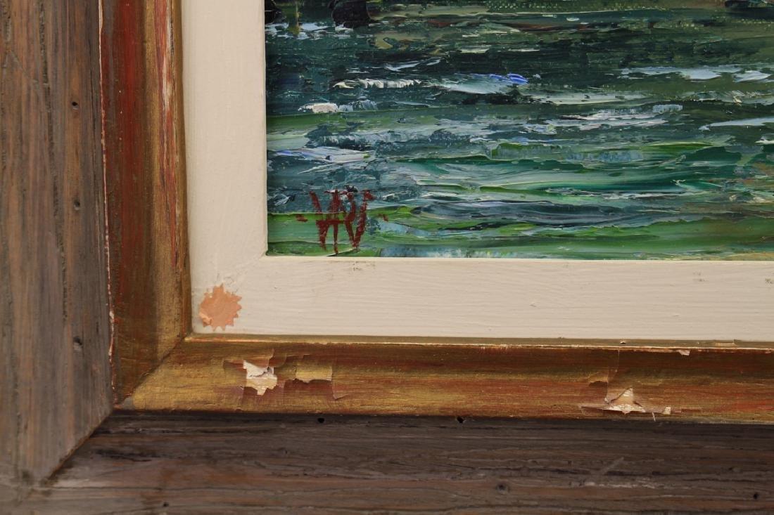 "Arthur Palmer (1913 - 1982) ""Fishing Boats"" - 3"