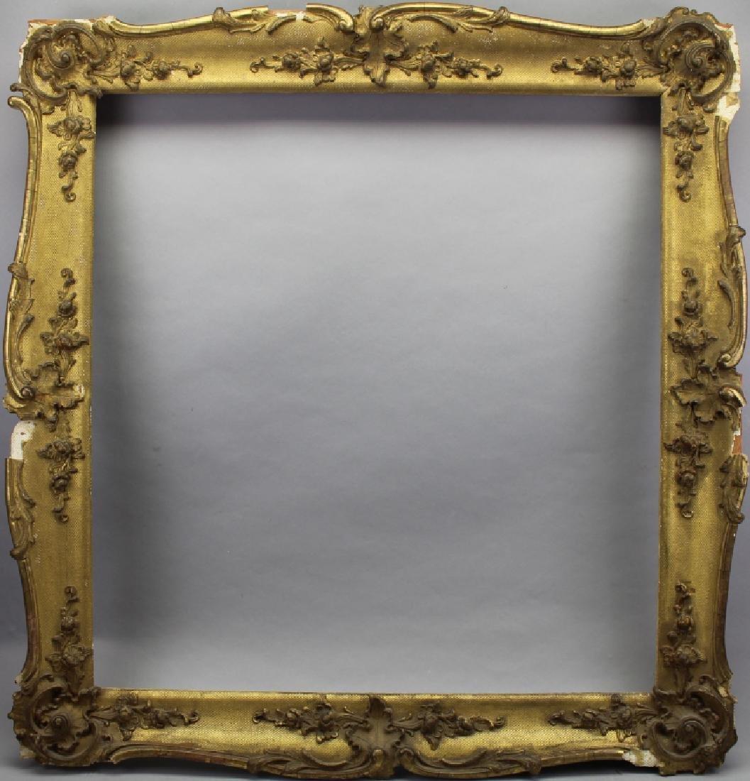 Gill & Lagodich Gilded/Carved Frame