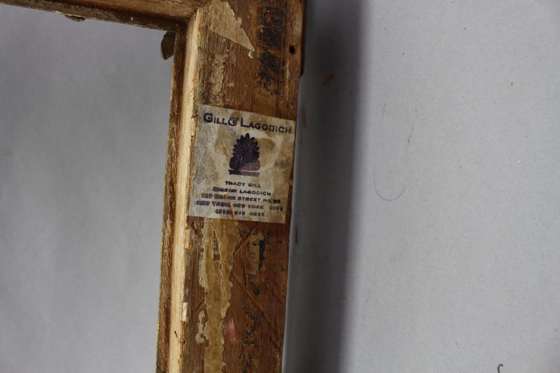 Gill & Lagodich Gilded/Carved Frame - 4