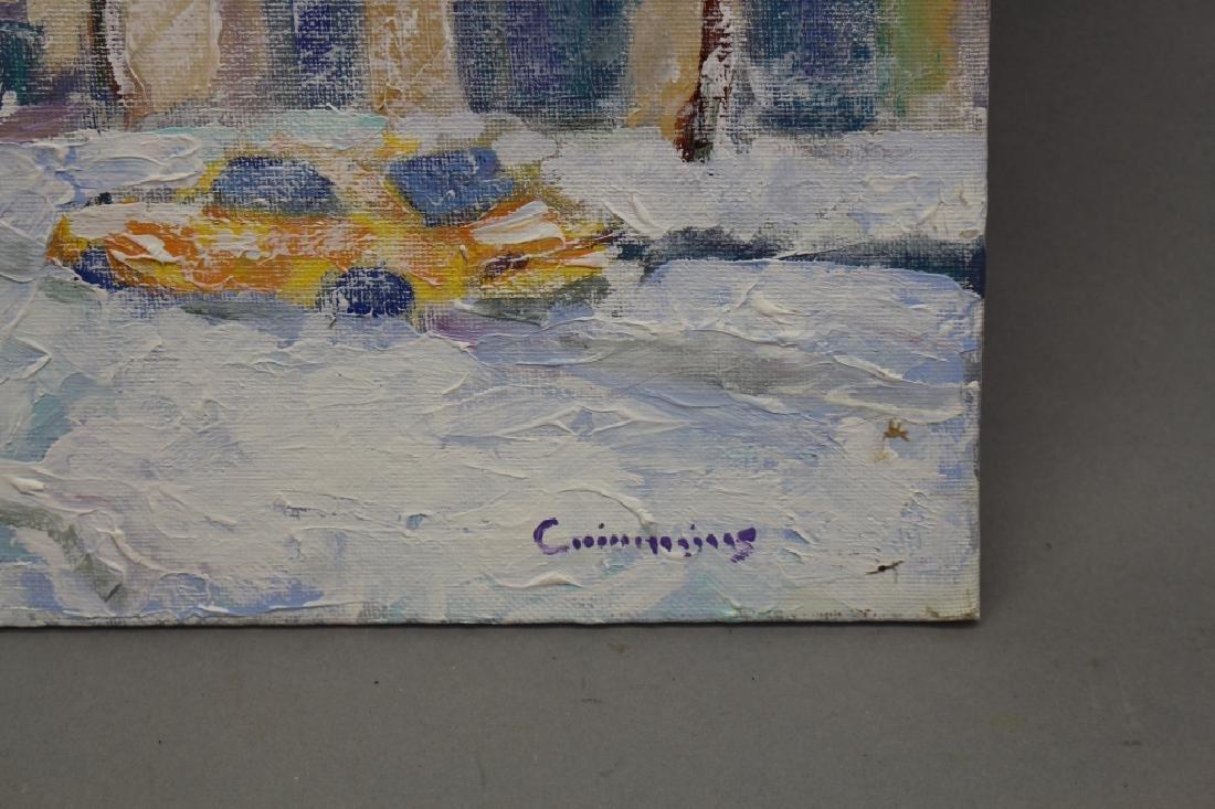 "John Crimmins (NY born 1963) ""Columbus Circle"" - 5"