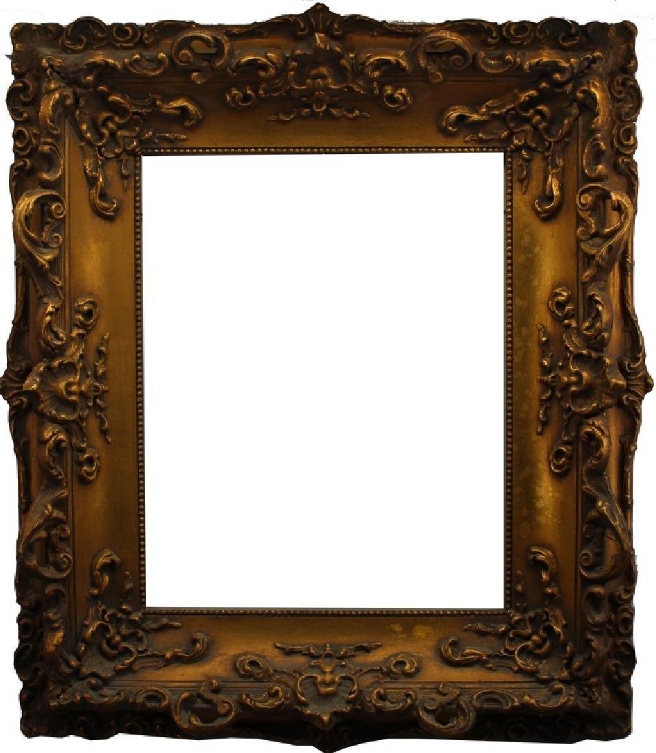 Carved/Gilt Antique Style Frame