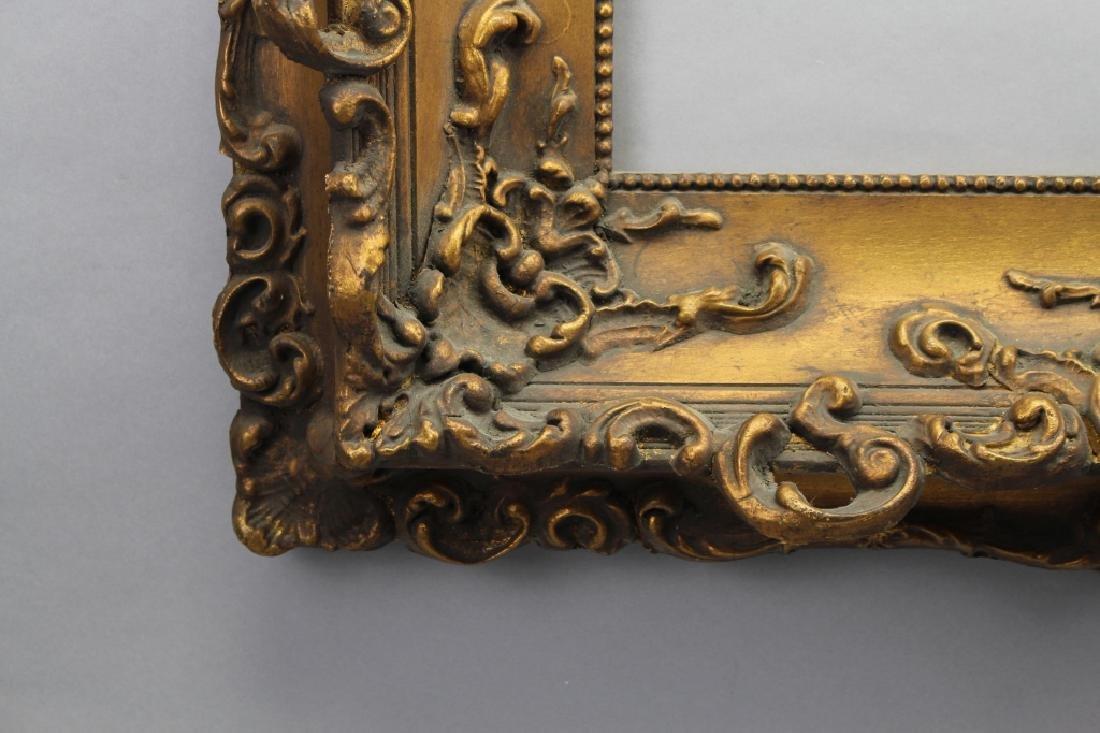 Carved/Gilt Antique Style Frame - 2