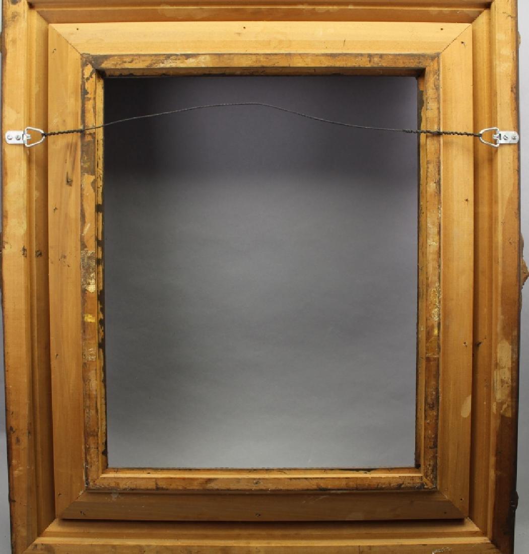 Carved/Gilt Antique Style Frame - 3
