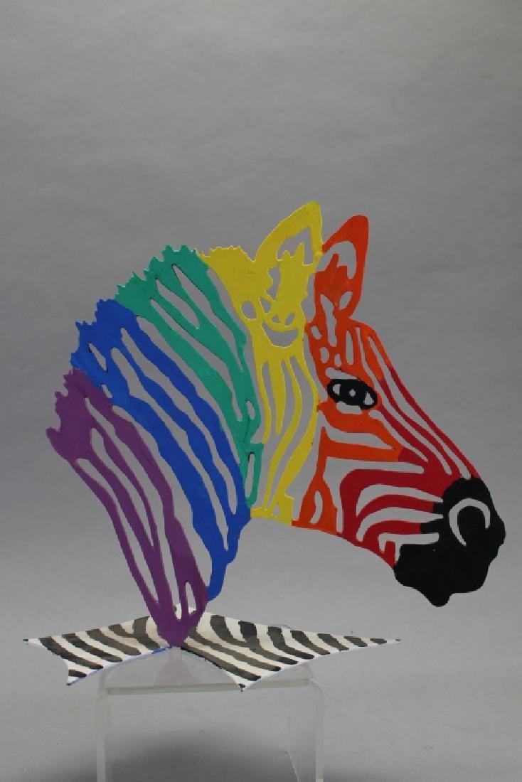 David Gerstein, Zebra Sculpture