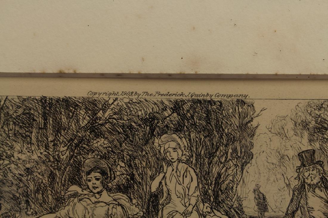John Sloan (1871-1951) Etching - 4