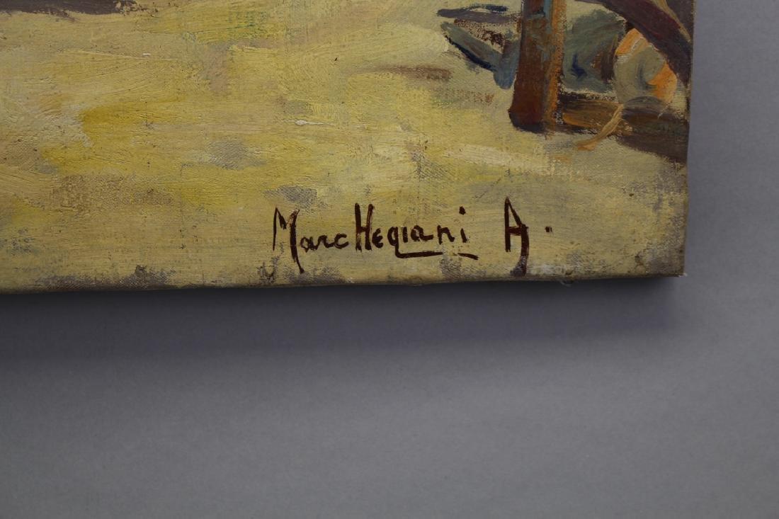 Marc Hegiani (20th C.) - 3