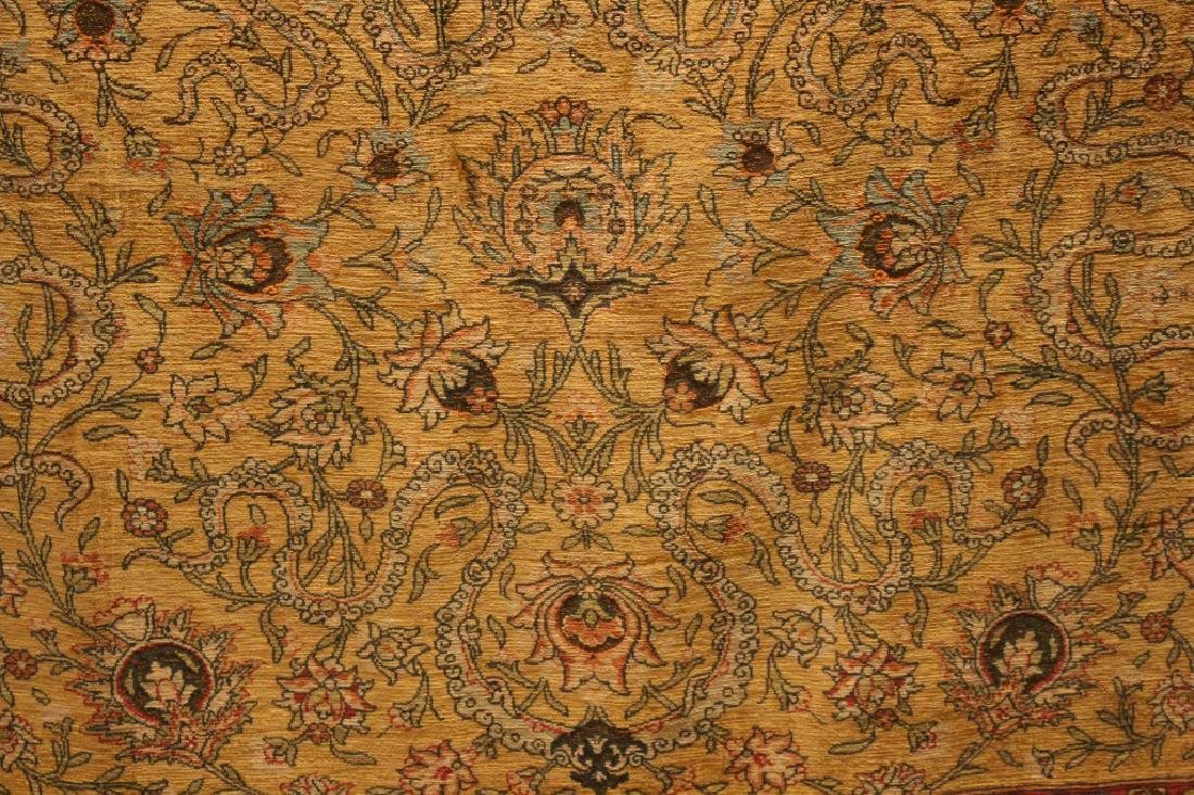 Fine Early 20th C. Signed Persian Rug - 4