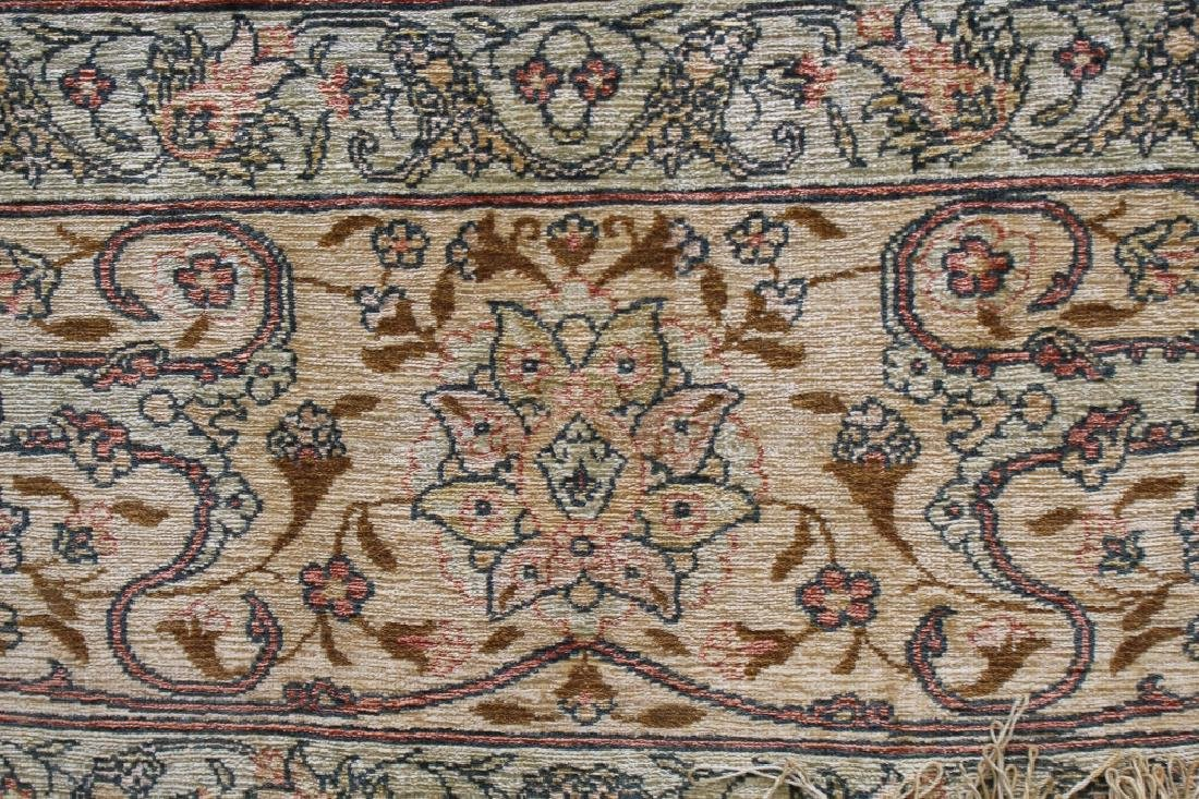 Fine Early 20th C. Signed Persian Rug - 8